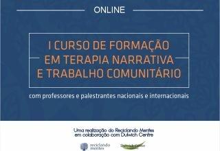 1º Curso de Formação em terapia Narrativa e Trabalho Comunitário